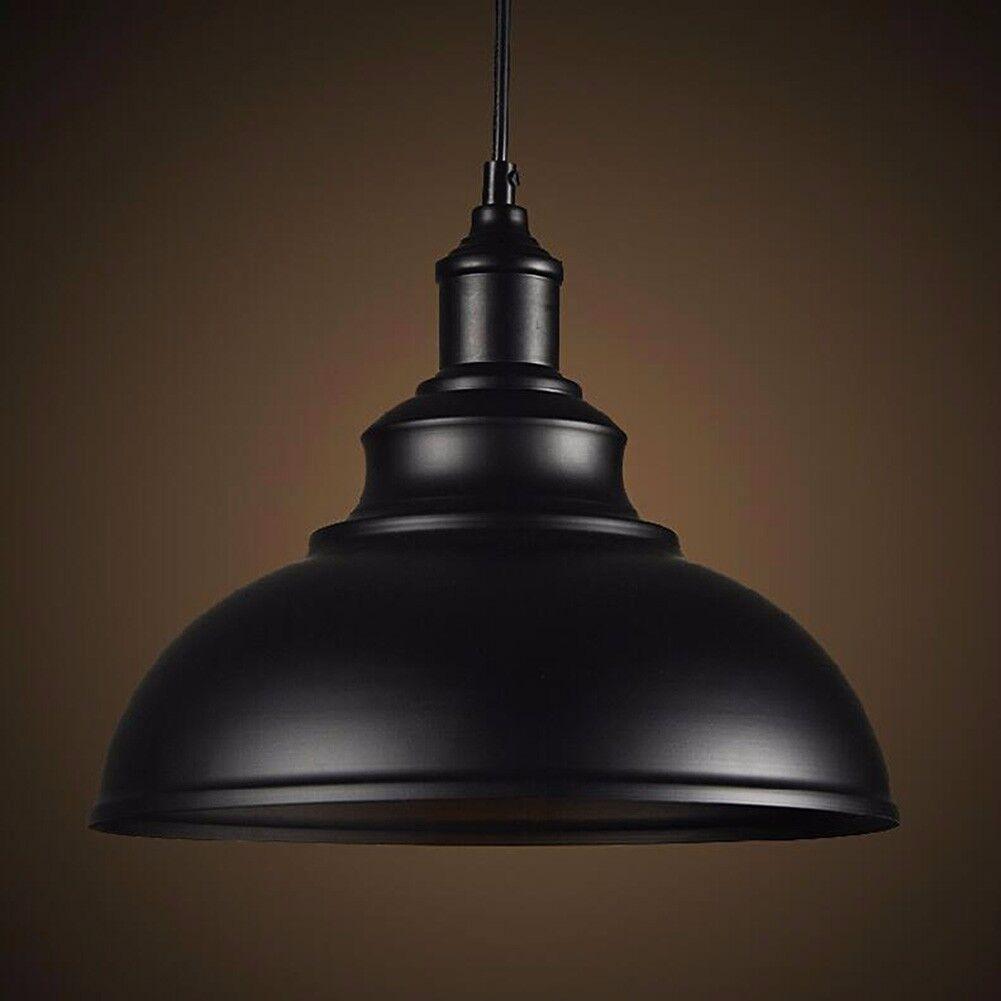 Modern Vintage Pendant Lighting : Modern vintage retro rusty metal iron chandelier pendant