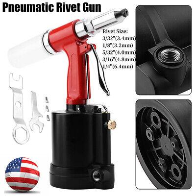 Pneumatic Air Hydraulic Rivet Gun Riveter Rivet Tool 332 18 532 316 14