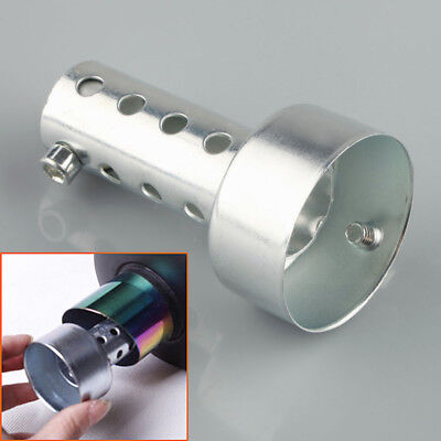 1pcs 48mm Universal Motorcycle Exhaust Can DB Killer Silencer Muffler Baffle