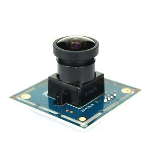 High Speed 1080P HD USB Camera board with wide angle view 170 degree fisheye len