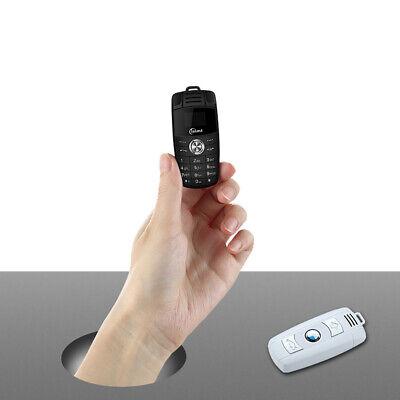 Mini X6 Autoschlüssel Design Handy Dual Sim Bluetooth entsperrt Smartphone Handy-dual-sim Entsperrt