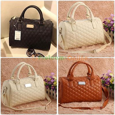 Women's Handbag Pu Leather Shoulder Bags Tote Crossbody Messenger Satchel Lot