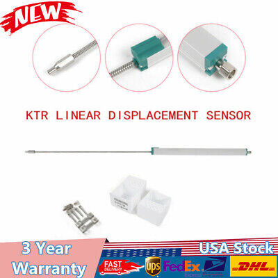 Linear Displacement Sensor Position Transducer Scale Ruler Injection Molding Ktr