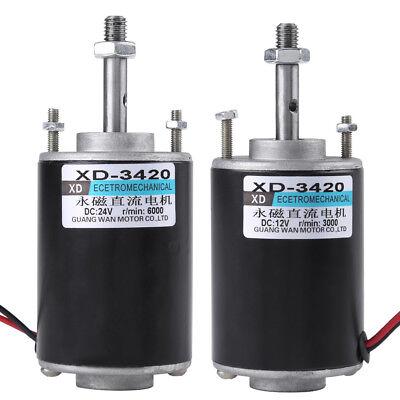 1224v 30w Permanent Magnet Dc Motor High Speed Cwccw For Diy Generator Highq