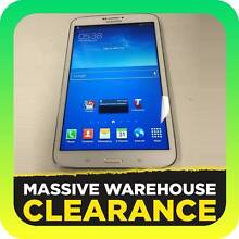 """Samsung Galaxy Tab Tablet 3 8"""" 16GB 4G White Tullamarine Hume Area Preview"""