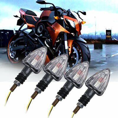 4x HALOGEN MICRO BLINKER TINY MOTORRAD QUAD ATV CUSTOM HONDA YAMAHA E-Mark gebraucht kaufen  Frankfurt