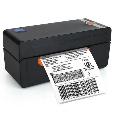 Thermal Label Printer 4x6 High Speed Direct Usb Barcode Marker Writer Machine