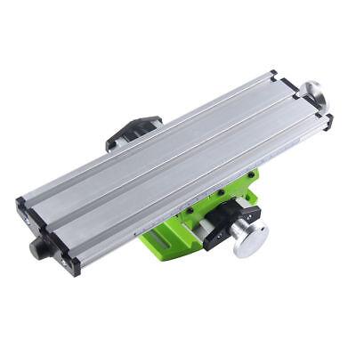 Mini Compound Milling Machine Work Table Cross Slide Bench Xy Stroke Bg6300 New