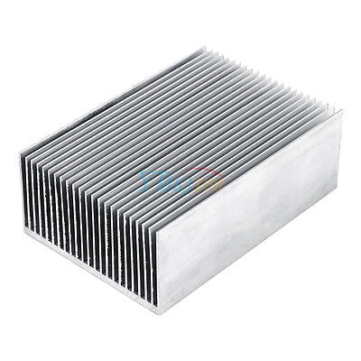 Big Aluminum Heatsink Heat Sink Radiator Cooling Fin For Ic Led Power Amplifier