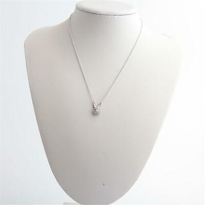 Kate Spade New York Make Magic Rabbit Mini Pendant Necklace