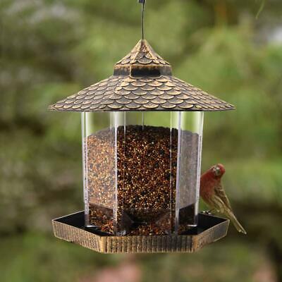 Twinkle Star Wild Bird Feeder Hanging for Garden Yard Outside Decoration, ()