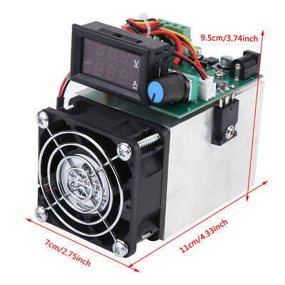 Electronic Load 0-10A  DC12V 100W Discharge Battery Capacity Testing Module  for sale  Shipping to Canada