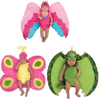 Swaddle Wings Costume (Choose Your Design) Baby Children Gift Cosplay - Design Your Costume