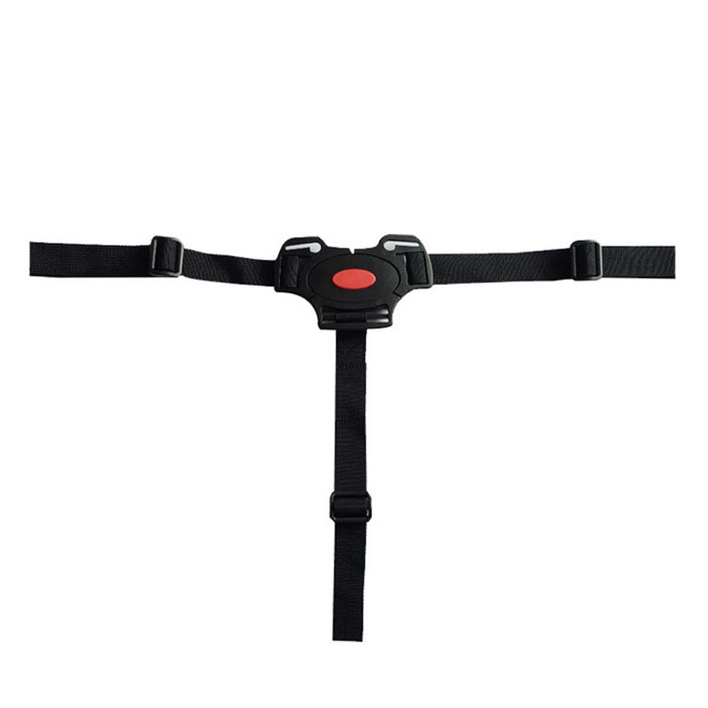 3 Point Harness Safety Seat Belt Adjustable for Baby High Ch