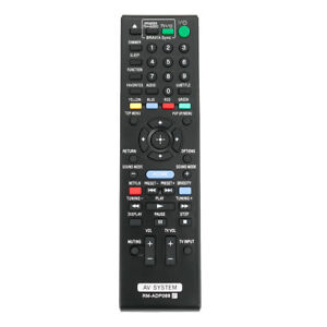 New RM-ADP069 Remote For Sony AV System BDV-N890W BDV-T57 BDV-E280 HBD-E580