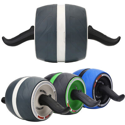 Fitness Ab Carver Pro Abdominal Roller Muscle Exercisers Wheel Abs Workout Gym