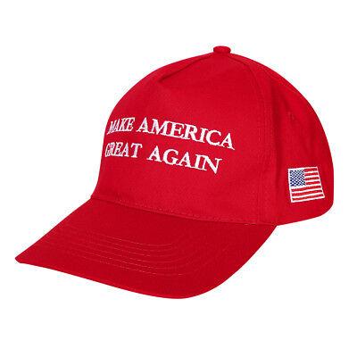 Hat Donald Trump Republican Adjustable Baseball Cap Make America Great Again