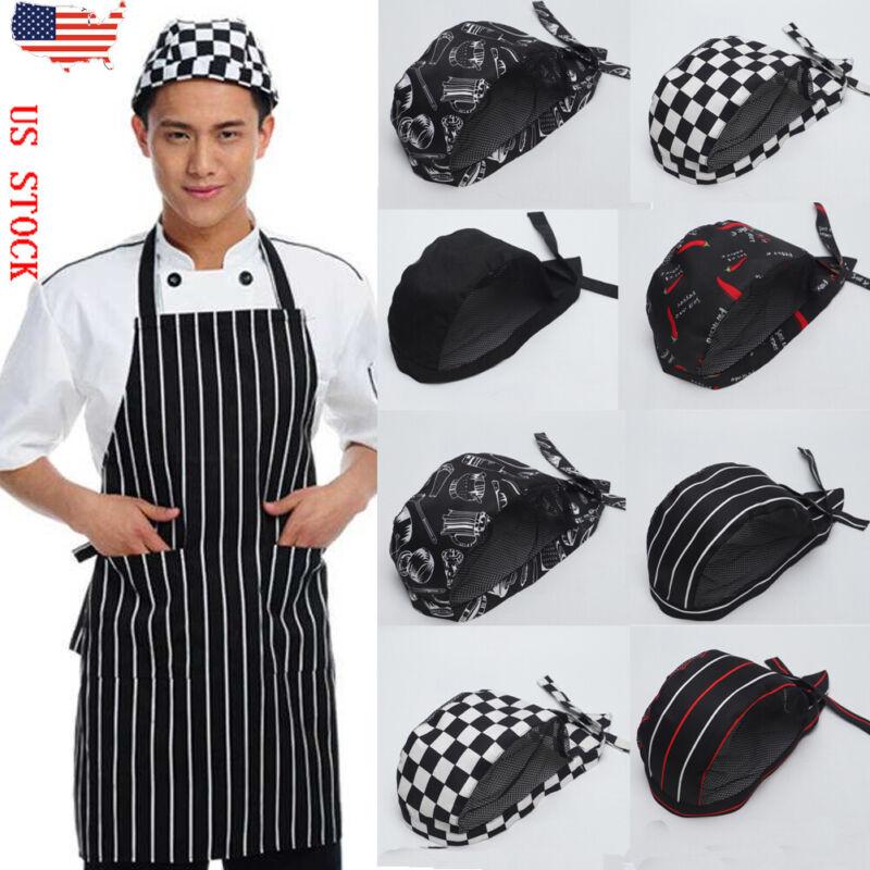 BAKER CAP POLYCOTTON BAKERY HATS PROFESSIONAL CATERING CHEF CAP VARIOUS COLOURS