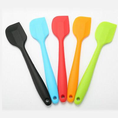 Baking Spatula Mini Small Silicone Spatula Heat Reistant Icing Spoon Scraper