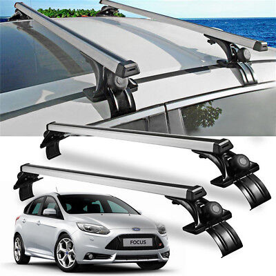 "New Universal Car Top Roof Cross Bar Luggage Cargo Carrier Rack Window Frame 48"""