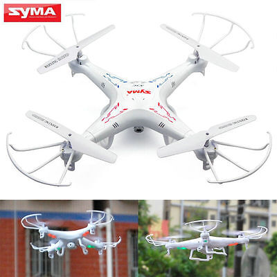 Syma X5C-1 Explorers 2.4G 4CH 6-AxisGyro RC Quadcopter W/ HD Camera Toy Fly HM