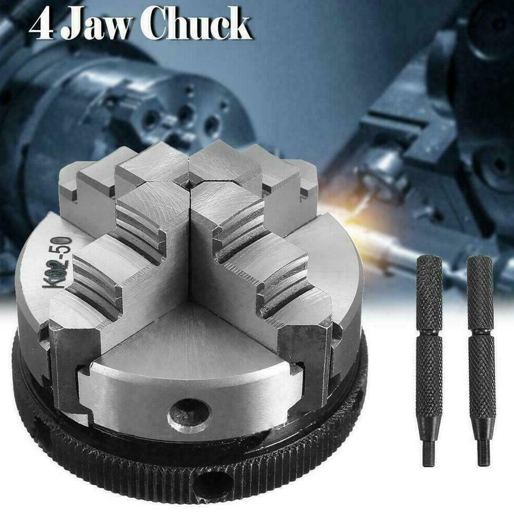 50mm mini 4 reversible jaw self-centering mounting line Favo