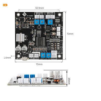 Vu Meter Driver Board Power Amplifier W Adjustable Backlight Db Amplifier Ts-uu