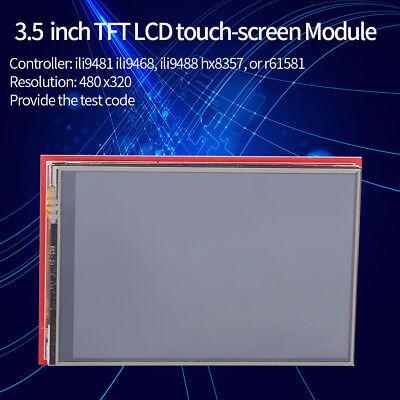 3.5 Inch Tft Lcd Touch Screen Display Module 480x320 Fr Arduino Mega 2560 Bs