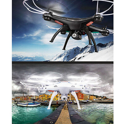 X5SW Explorers RC Quadcopter WiFi FPV 4CH 6-Axis Gyro Drone w/2MP Camera RT