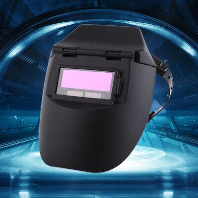 Solar Auto Darkening Welding Helmet Tig Mask Grinding Welder Protective Gear Pro