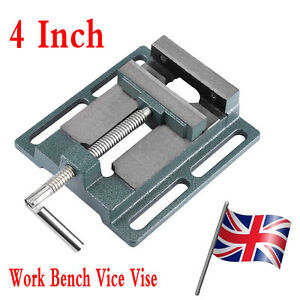 Machine Vice for Pillar Drill Press Hand Clamp Opening Drill Press Work Bench 4