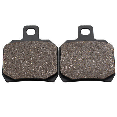 Motorcycle Rear Brake Pads For KTM RC8 (1190cc) 08-11 RC8 R (1190cc)/Track 09-12