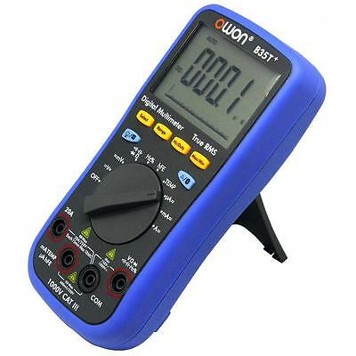 Owon B35t Multimeter With True Rms Measurement Bluetooth Data Recording Usaship