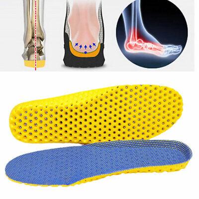unisex memory foam sport shoes orthopedic sneakers