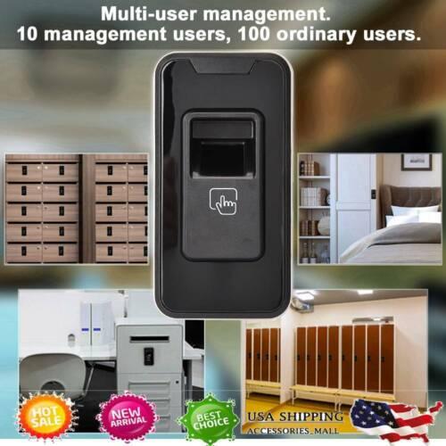 Smart Fingerprint Lock  for Drawer Box Home & Office Anti-th