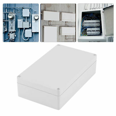 Waterproof Ip65 Abs Junction Box Enclosure Case Diy Outdoor Terminal Box Us