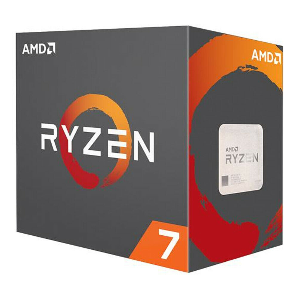 AMD Ryzen 7 1700X 8-Core 3.4 GHz  Socket AM4 YD170XBCAEWOF