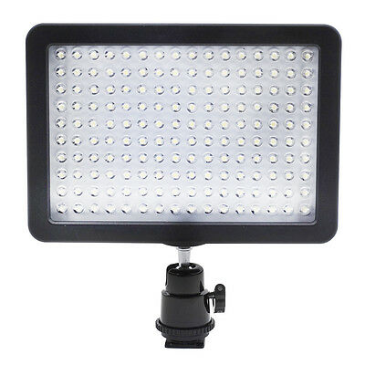 Bestlight Ultra High Power 160 LED Video Light Panel with Sh
