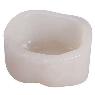 Usa 50pcsbox Molar Teeth Caps Posterior Teeth Temporary Crown Dental Resin.