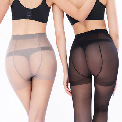 Womens Pro Strumpfhose (Durable Super Elastic Stockings Women Nylon Magical Tights Shaping Pantyhose Pro)