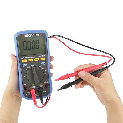 Owon B35t Digital Bluetooth Multimeter True-rms Voltmeter Ammeter Ohmmeter
