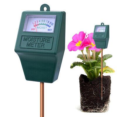 Indoor Outdoor Soil Moisture Meter Water Sensor Monitor Gard