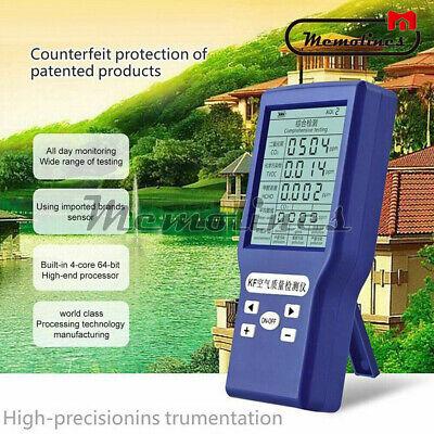 Co2tvochcho Ppm Meters Carbon Dioxide Detector Gas Analyzer Air Quality Tester