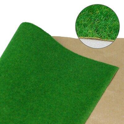 0.4mX1m Model Grass Mat Green Artificial Lawn Turf Carpets Architectural - Green Grass Mats