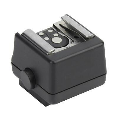 Blitzschuh Mount Adapter Blitzschuhadapter für Sony Alpha Konica Minolta Kamera