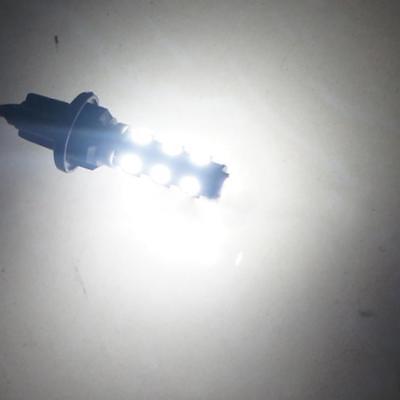 - 10PCS LED Landscape Light 13Led/smd Per Bulb 194 T10 T5 Wedge Base 12v Dc 1407ww