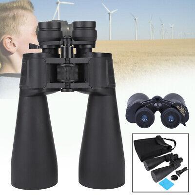 SAKURA Fernglas Feldstecher Jagdfernglas 20-180x100 Zoom mit Tragetasche D-Store