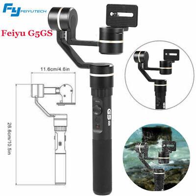 Stabilizzatore cardanico portatile a 3 assi Feiyu G5GS per Sony AS50 / X3000 SG