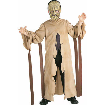 Boys Child SCARECROW Batman Begins Licensed (Scarecrow Batman Begins Kostüm)