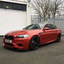 F30 and F10 BMW new shape front m performance lips direct fit for any f30 and f10 m